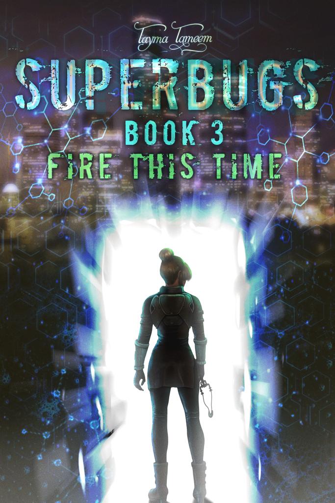 Superbugs Book 3