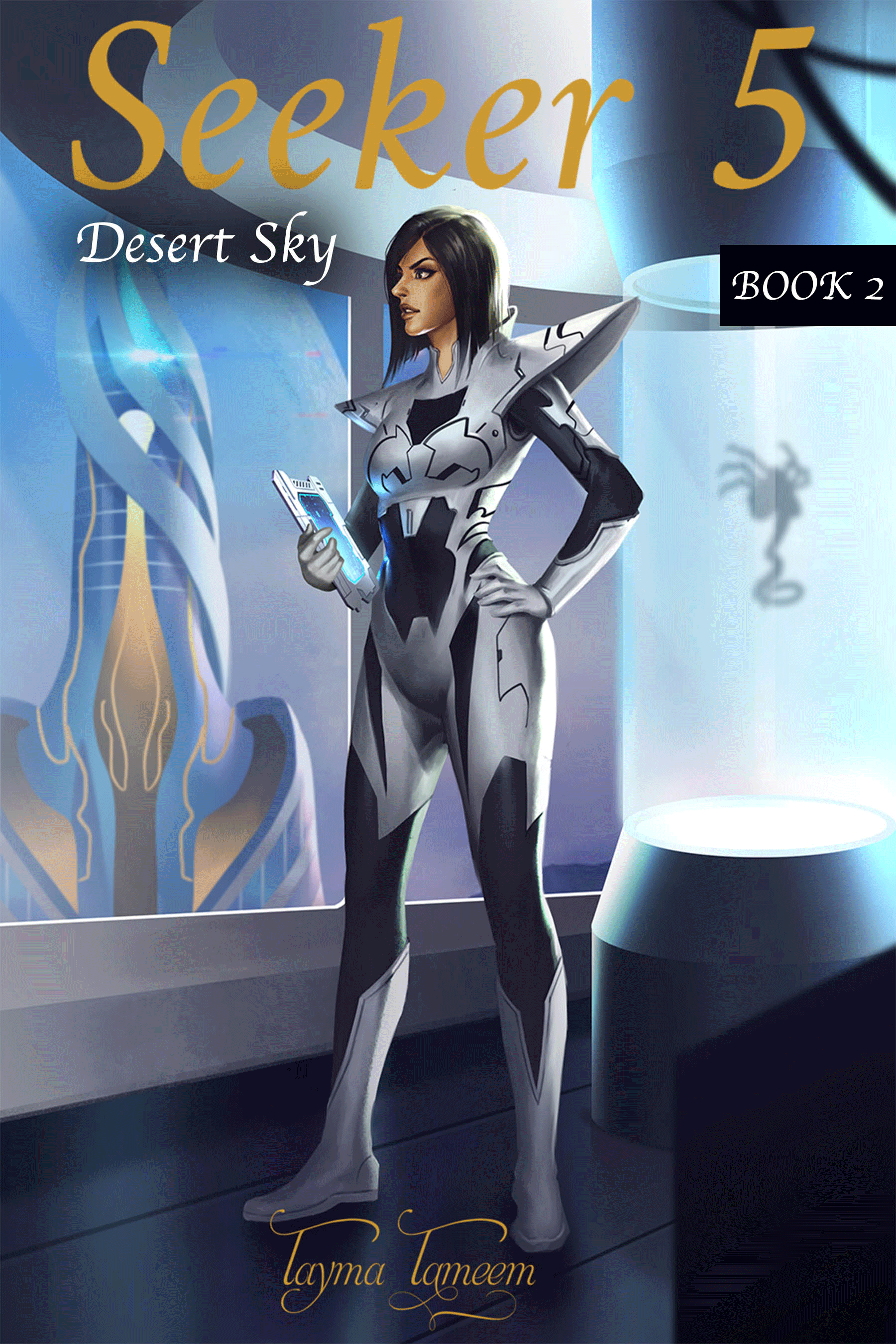 Desert Sky Book2