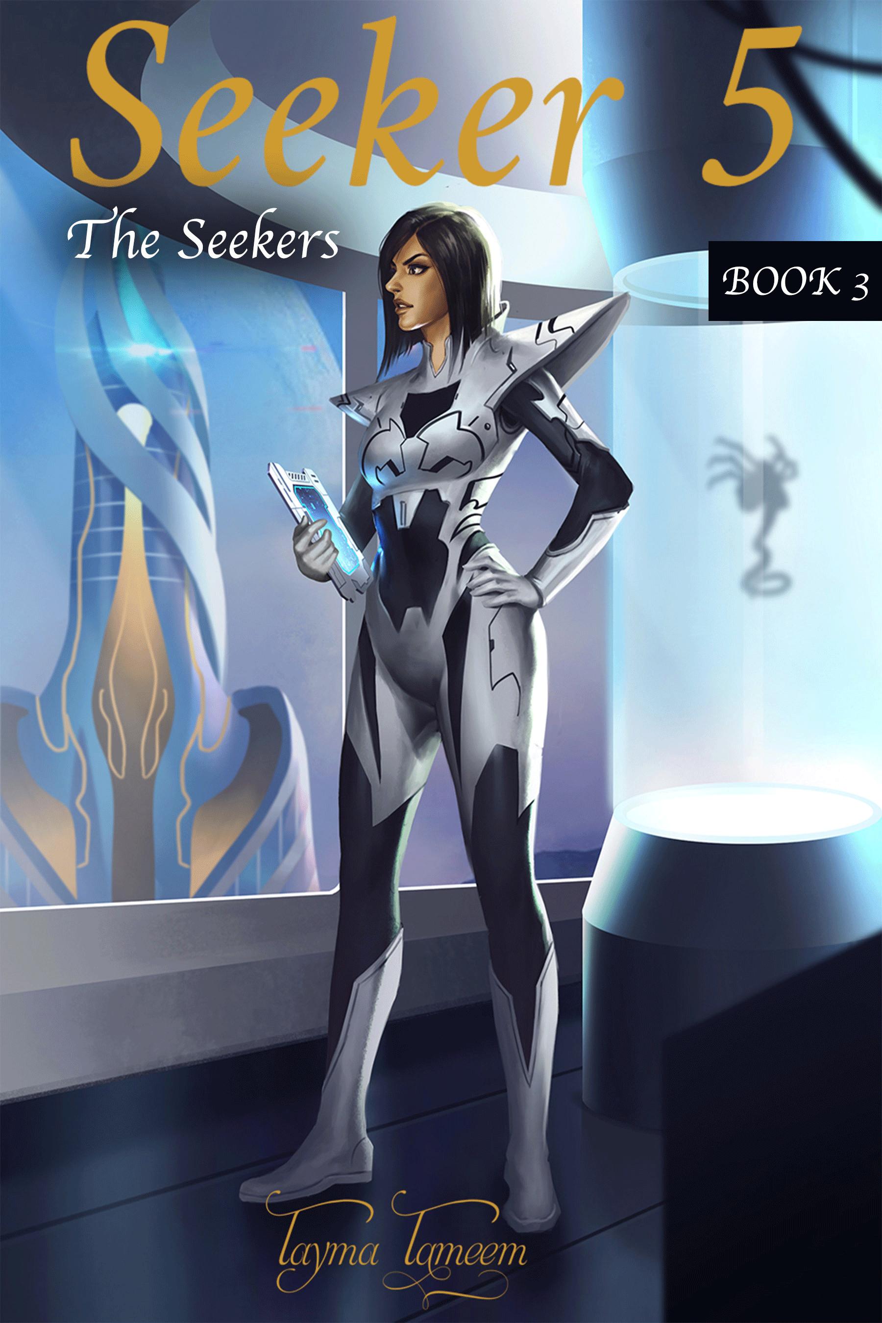 The Seeker 5, Book 3