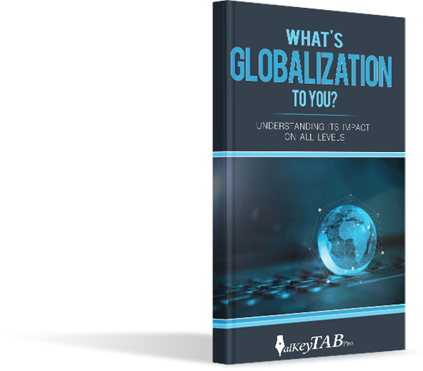 what's globalization to you?